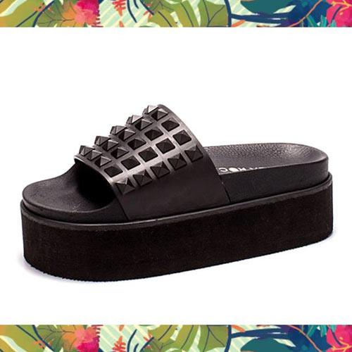 8dd496b8 Lola Roca Calzados Primavera Verano 2017 - Tendencia en Zapatos de Cuero