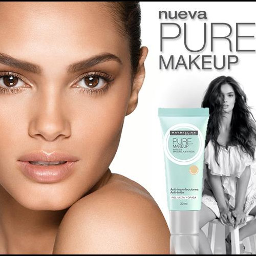 Maybelline Lanza su nueva Base Pure MakeUp!