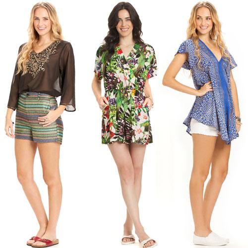 2c7f54de5 Ropa Nucleo Verano 2016 - Moda Casual y Urbana - El Bazar