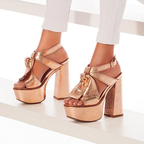 1c072269 Saverio Di Ricci Calzado Verano 2016 - Moda y Tendencia en Zapatos. Creado  el 8/12/2015 por El Bazar