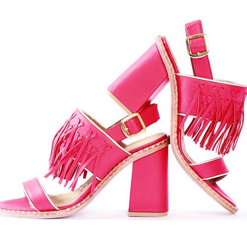 5175de08 Saverio Di Ricci es sin dudas sinónimo de elegancia y calidad en zapatos de  mujer. Este Verano 2016 la reconocida marca de calzados nos ofrece una  amplia ...