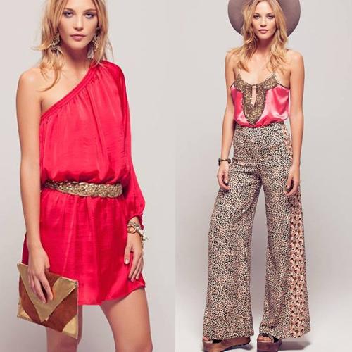 Llega la temporada de vestidos y Silvina Ledesma nos presenta su colección  repleto de estilos en vestidos y looks de fiesta para este verano 2015 que  ya ... fda924458872