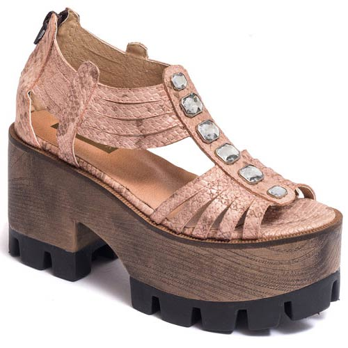 b69087bda Zapatos Traza Verano 2016 - Plataformas