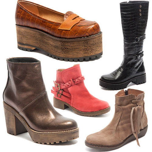 2a1c08e6 Traza Zapatos Invierno 2015 - Zapatos de Diseño en Cuero Genuino