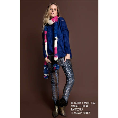 Tucci Lookbook Invierno 2013