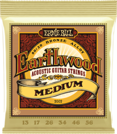 Medium Earthwood 80/20 Acoustic