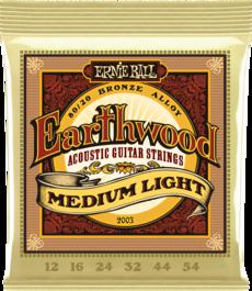 Medium Light Earthwood 80/20 Acoustic