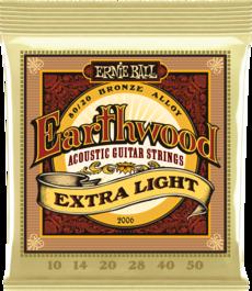 Extra Light Earthwood 80/20 Acoustic