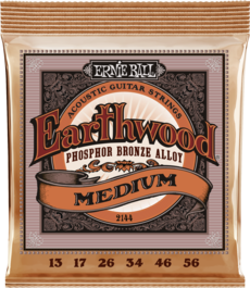 Medium Earthwood Phosphor Acoustic