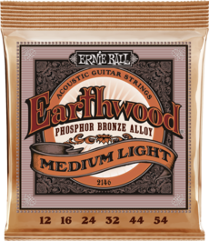 Medium Light Earthwood Phosphor Acoustic