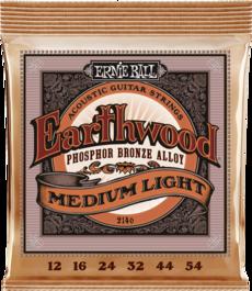Medium Light Earthwood Phosphor Acoustic