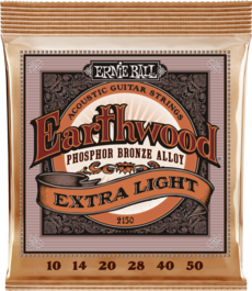 Extra Light Earthwood Phosphor Acoustic