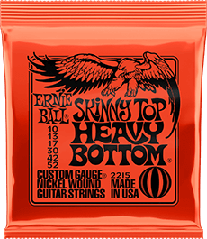 Skinny Top Heavy Bottom Slinky Strings