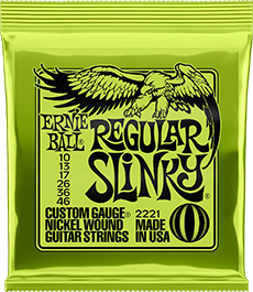 Regular Slinky Strings