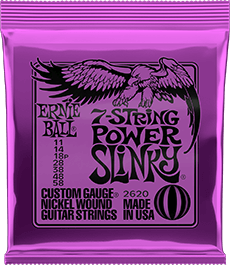 Power 7 Slinky Strings