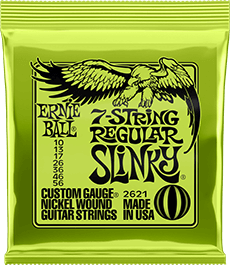 Regular 7 Slinky Strings