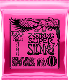 Super 7 Slinky Strings