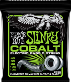 Regular Slinky Cobalt Bass 5