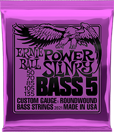 Power 5-String Slinky Strings