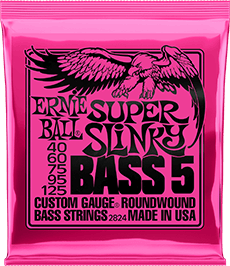 Super 5-String Slinky Strings