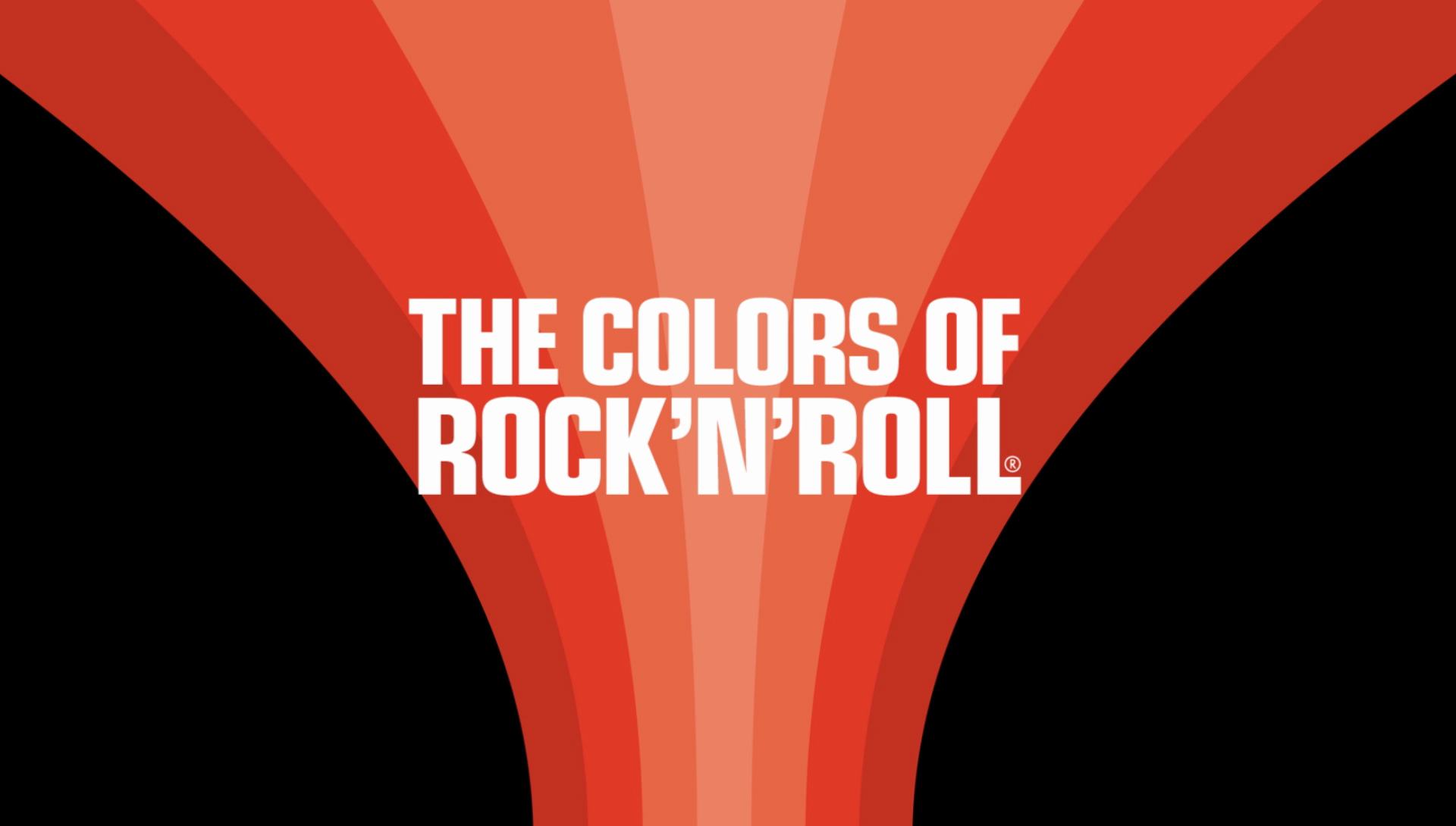 the colors of rock n roll ernie ball