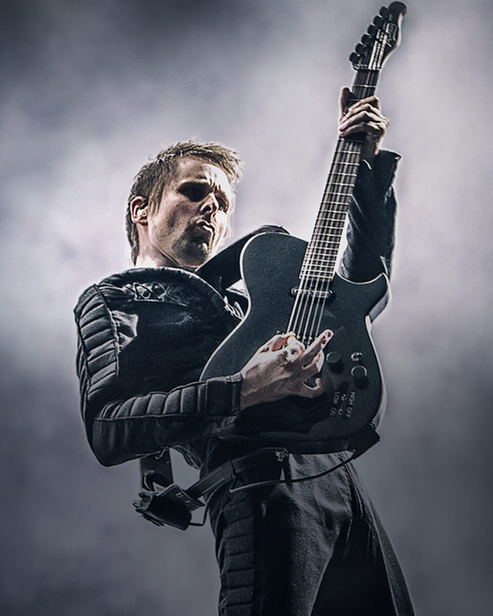 MATT<br>BELLAMY