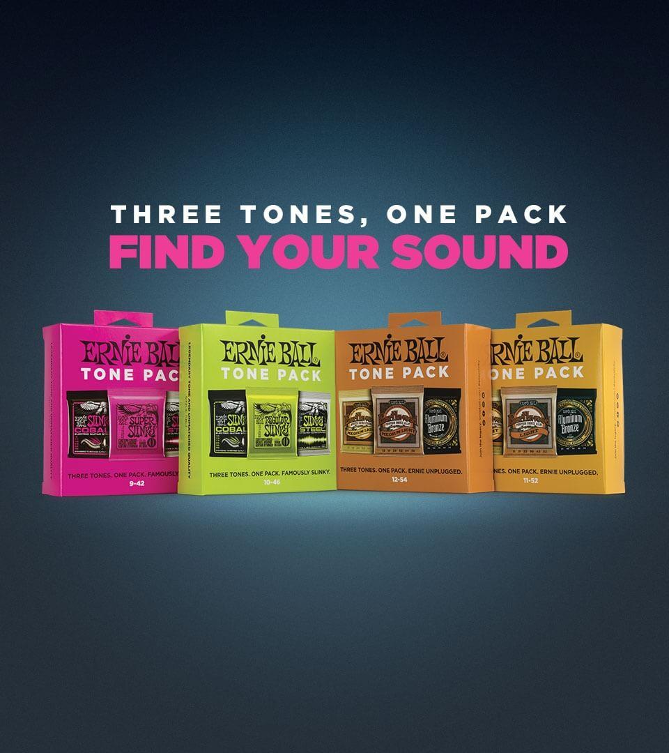 Tone Packs