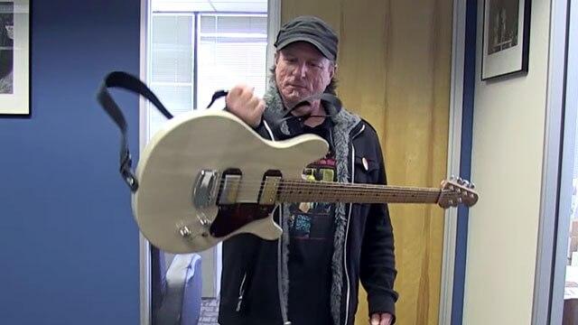 Guitar Player Magazine reviews the Polylock