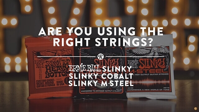 Hear all three string types from the Electric Tone Pack
