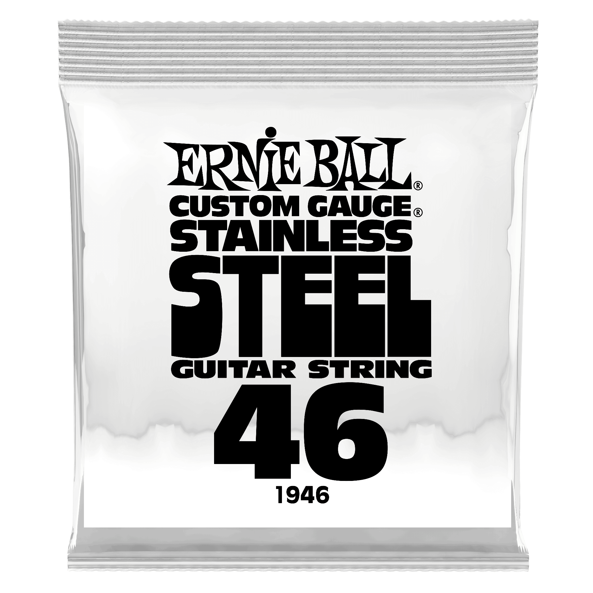 stainless steel wound electric guitar single strings ernie ball. Black Bedroom Furniture Sets. Home Design Ideas
