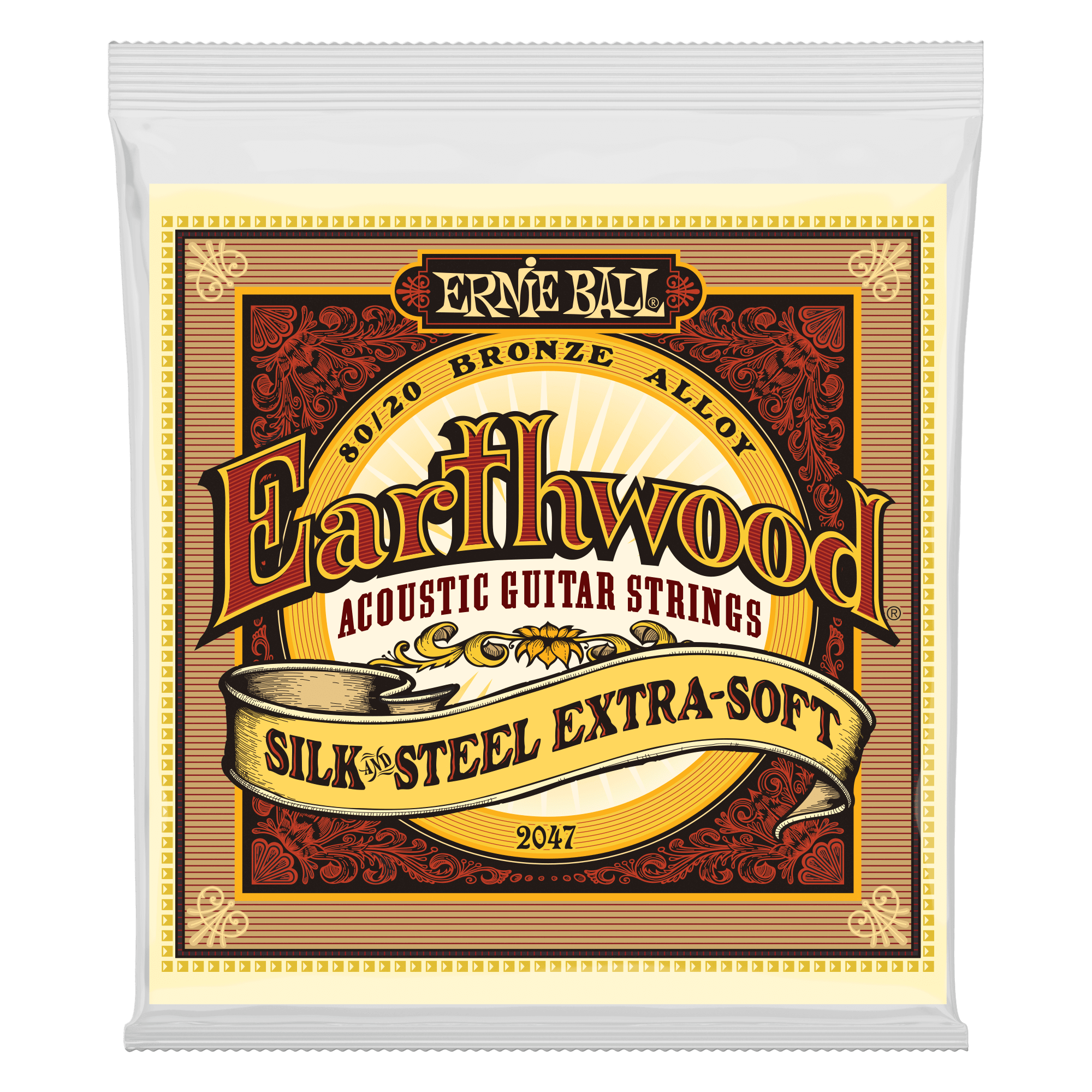 earthwood 80 20 bronze acoustic guitar strings ernie ball. Black Bedroom Furniture Sets. Home Design Ideas