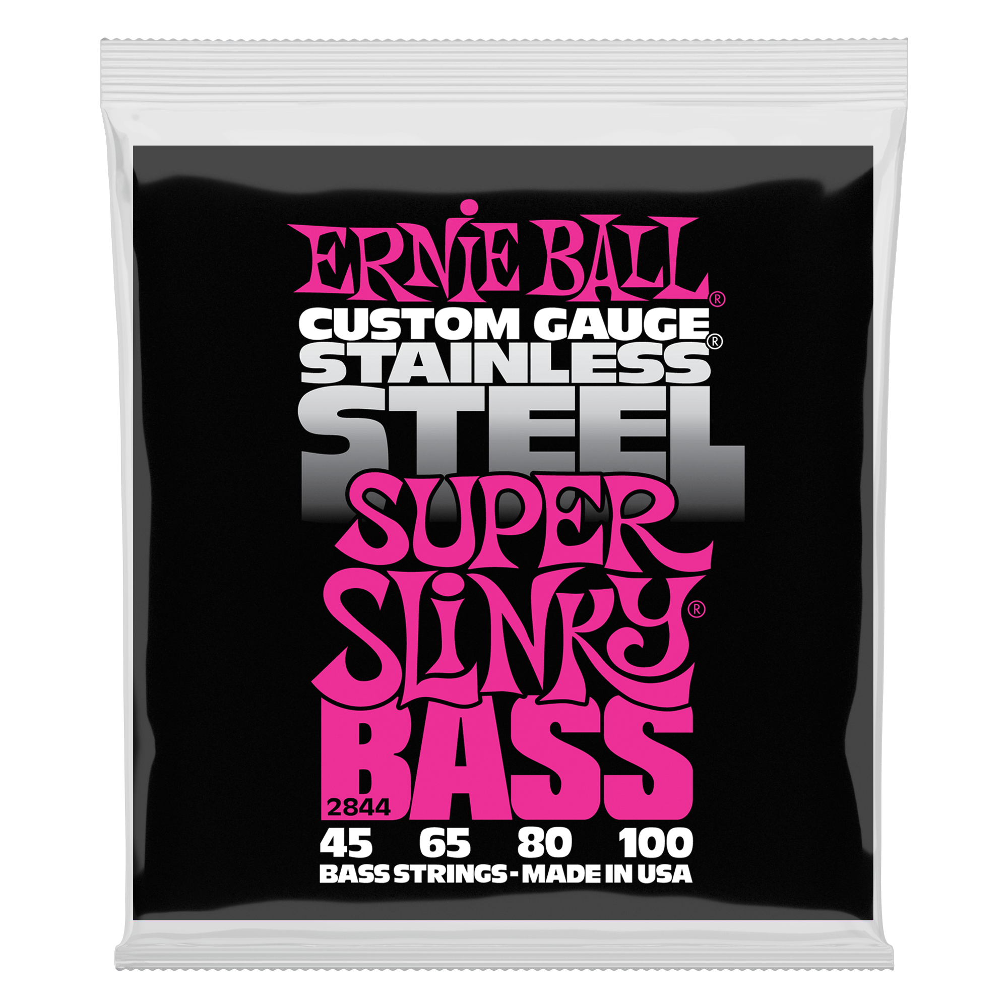 slinky stainless steel electric bass strings ernie ball. Black Bedroom Furniture Sets. Home Design Ideas