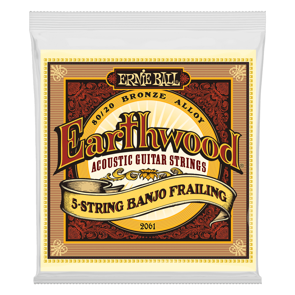 Earthwood 80/20 Bronze Banjo or Mandolin Strings