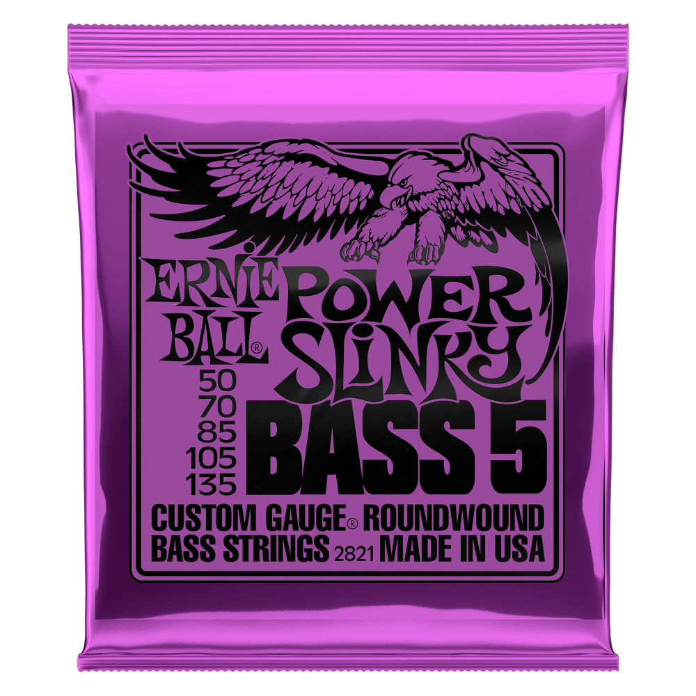 slinky nickel wound electric bass strings ernie ball. Black Bedroom Furniture Sets. Home Design Ideas