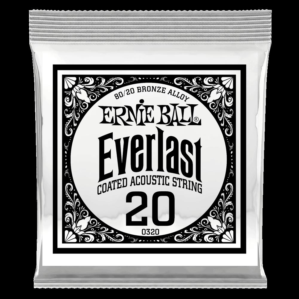 Everlast Coated 80/20 Bronze