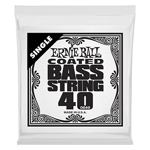 Coated Nickel Wound Electric Bass Single Strings