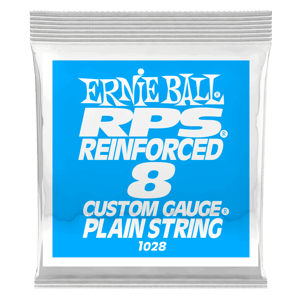 RPS Reinforced Plain Electric Guitar Single Strings