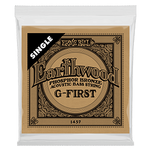 Earthwood Phosphor Bronze Acoustic Bass Single Strings