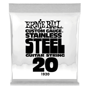 Stainless Steel Wound Electric Guitar Single Strings