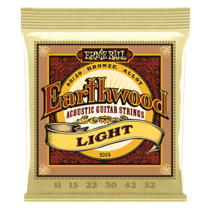 Earthwood 80/20 Bronze Acoustic Guitar Strings
