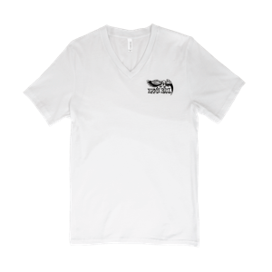 T-shirt Ernie Ball Eagle scollatura a V