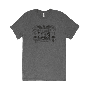 Original Slinky Deep Heather T-shirts