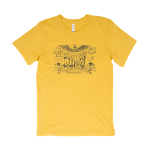 Camiseta Slinky Maize Yellow