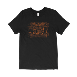 Original Slinky Vintage Black T-Shirts