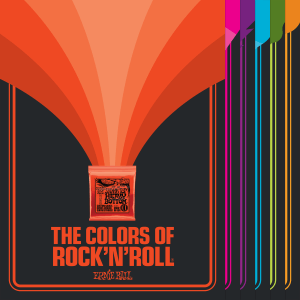 Colors of Rock'N'Roll Posters