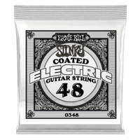 .048 Slinky Coated Nickel Wound Electric Guitar Strings 6 Pack Thumb