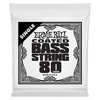 .080 Coated Nickel Wound Electric Bass String Single Thumb
