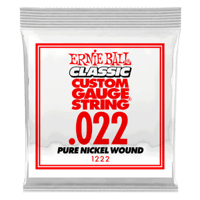 Paquet de 6 cordes .022 Classic Pure Nickel Wound Electric  Thumb