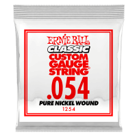 Paquet de 6 cordes .054 Classic Pure Nickel Wound Electric   Thumb