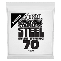 .070 Stainless Steel Electric Bass String Single Thumb